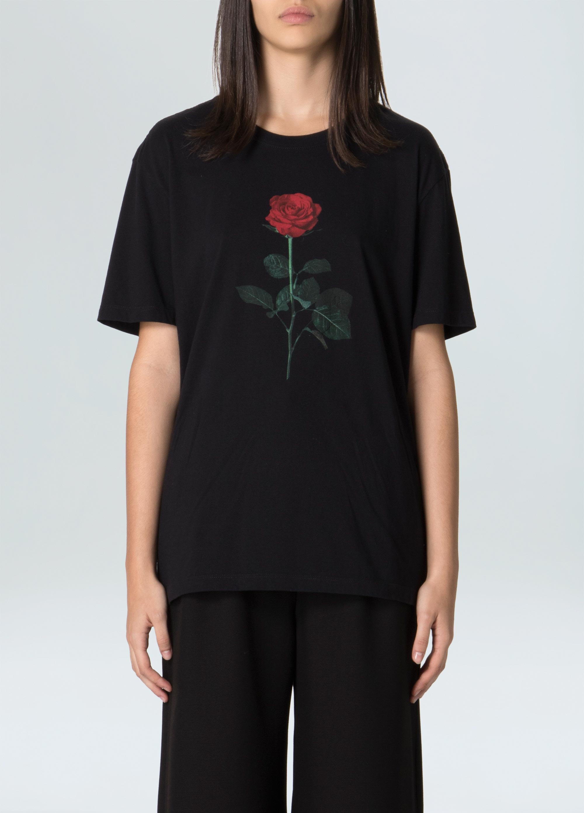 PHOTO ROSE T-SHIRT