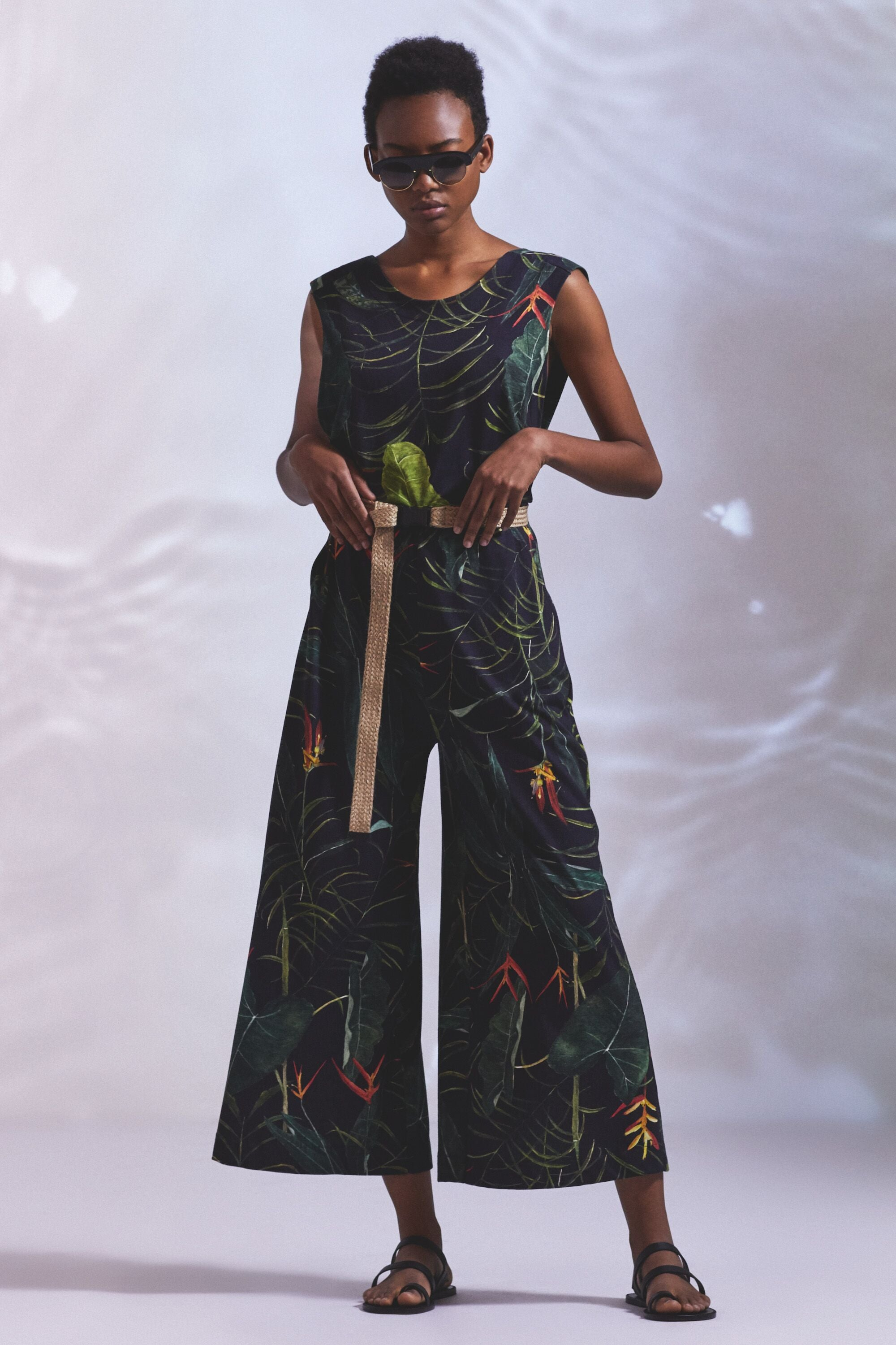 Women's Heliconia Jumpsuit