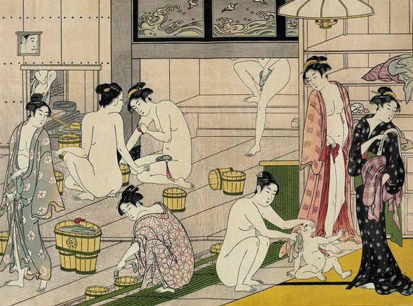 Japanese Bathhouses - An Ageless Beauty Ritual