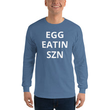 Load image into Gallery viewer, EGG EATIN SZN Long Sleeve T-Shirt