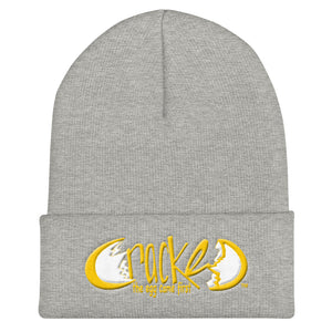 OG Cracked Cuffed Beanie