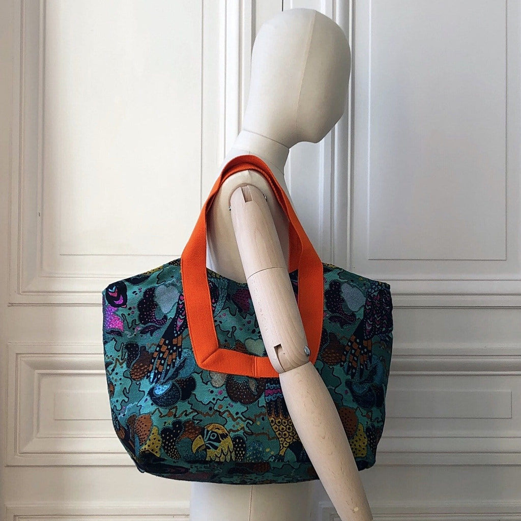 Sac Julienne en tweed