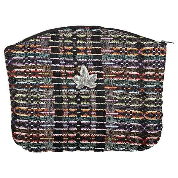 Pochette Armand Evesome en tweed - Armand Evesome tweed clutch