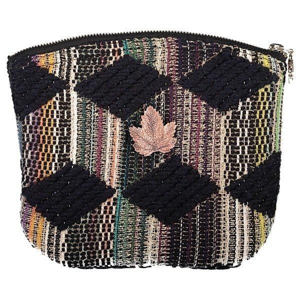 Pochette Delphine Evesome en tweed - Delphine Evesome tweed clutch