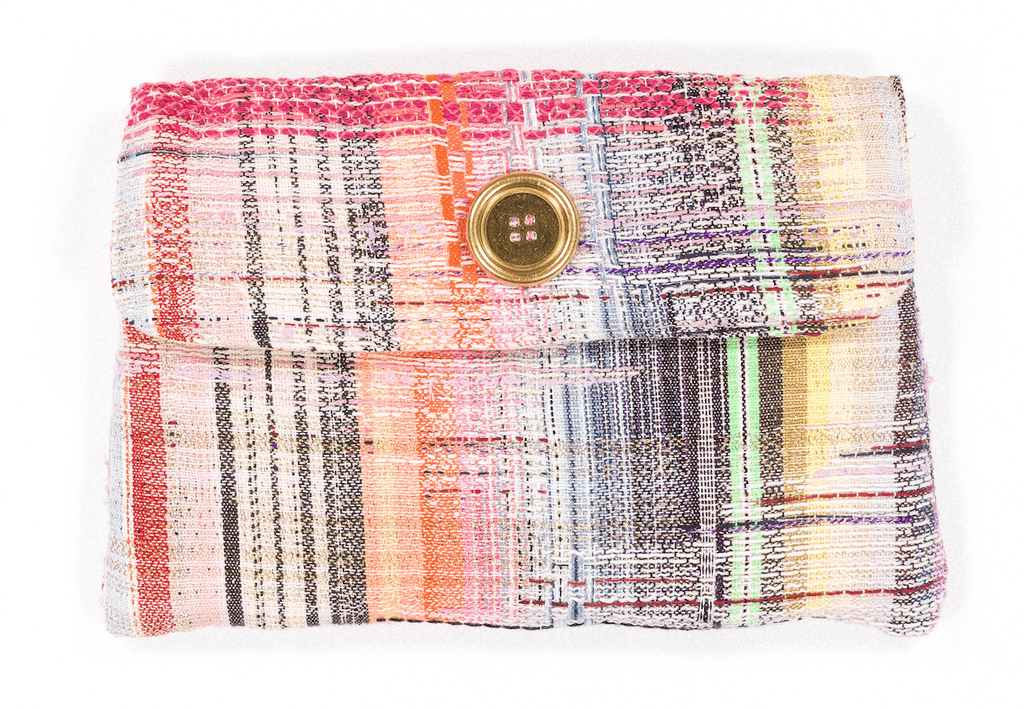 Pochette Séverin en tweed