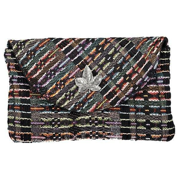 Pochette Sylvestre Evesome en tweed - Sylvestre Evesome tweed clutch