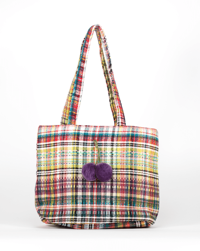 Sac Evesome Vincent en tweed -  Vincent Evesome bag in tweed