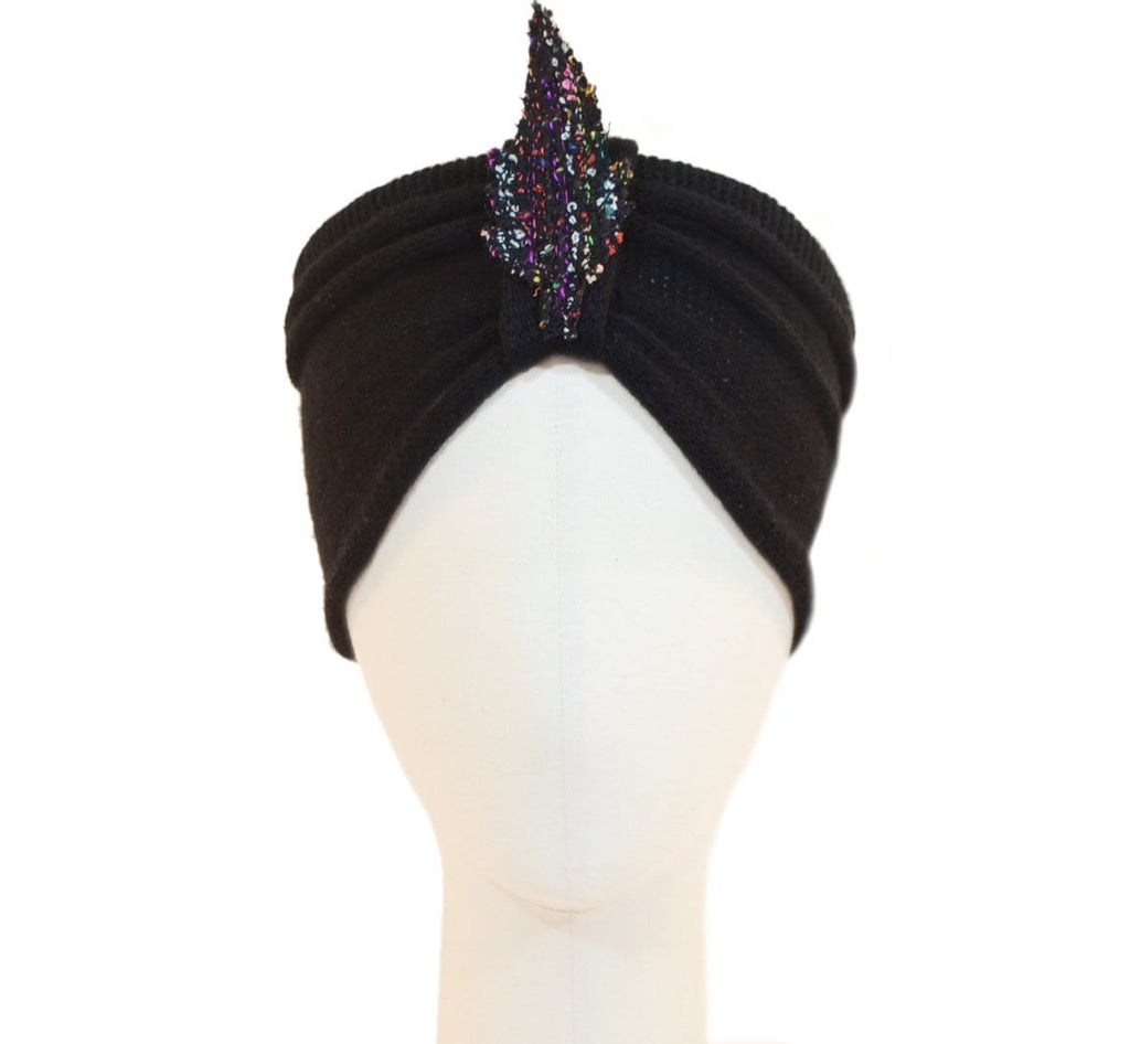 Headband Evesome maille mousseuse 100% cachemire - Evesome headband 100% cashmere frothy knit