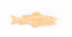 Broche poisson doré Evesome - Evesome goldfish brooch