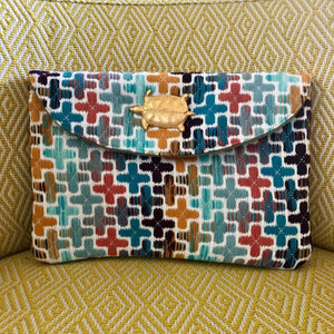 Pochette Louise en tweed