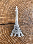 Broche Tour Eiffel Argentée Evesome - Silver Eiffel Tower Brooch Evesome