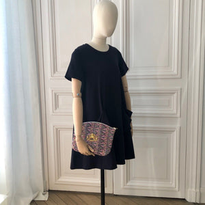 Pochette Armand en tweed