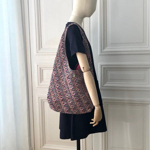 Sac Alice en tweed