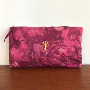 Evesome x Denim Liberty : Pochette Claude