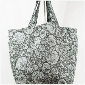 Evesome x Denim Liberty sac Marguerite - Evesome x Liberty Marguerite Denim Liberty bag