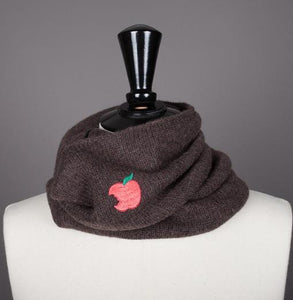 Snood Evesome 100% cachemire maille mousseuse - Snood Evesome 100% cashmere frothy mesh