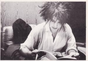 Robert Smith Photo Poster