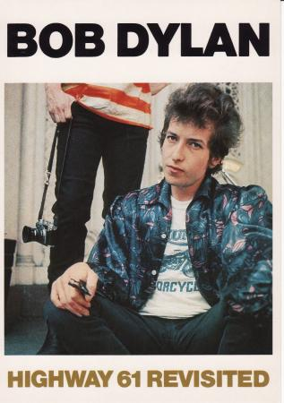 Highway 61 Revisited Post Cards