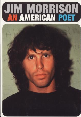 Jim Morrison. An American Poet Post Cards