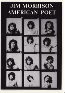 Jim Morrison, An American Poet Post Cards