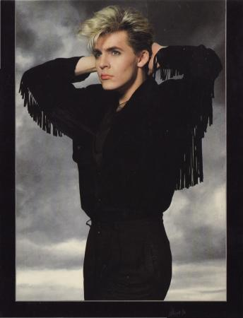 Nick Rhodes Post Cards