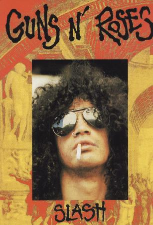 Slash Post Cards