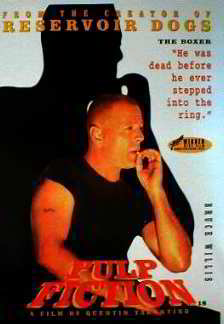 Bruce Willis - The Boxer Posters