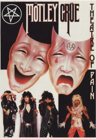 Theatre of Pain Post Cards
