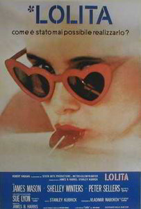 Stanley Kubrick - James Mason -Shelley Winters - Peter Sellers - Sue Lyon Posters