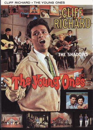 The Shadows  - The Young Ones  Post Cards