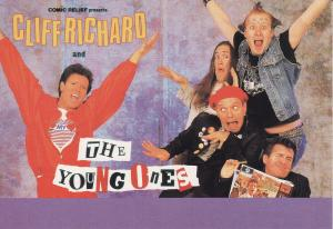 The Young Ones Post Cards