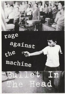 Bullet In The Head Post Cards