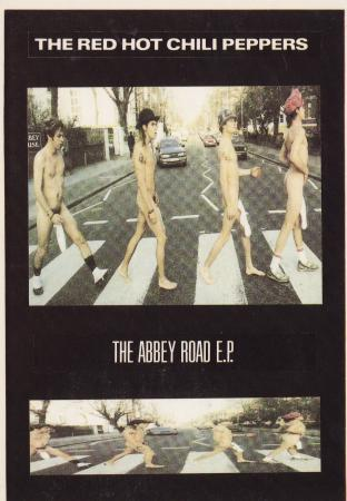 The Abbey Road E.P. Post Cards