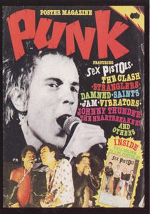 Punk Magazine Post Cards