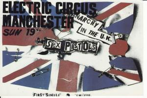 Electric Circus Post Cards