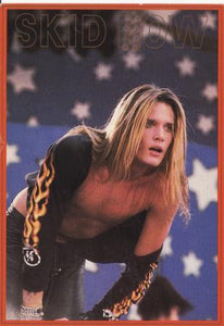 Sebastian Bach Post Cards