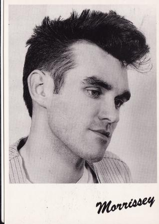 Morrissey Post Cards