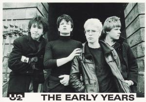 The Early Years Post Cards