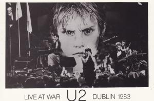 Live At War - Dublin 1983 Post Cards