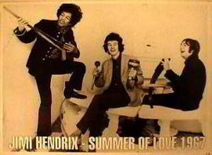 Sumer of Love 1967 Posters
