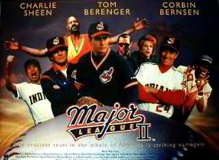 Major League - Charlie Sheen Posters