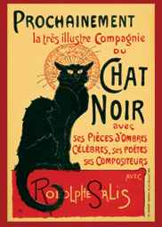 Chat Noir - The Black Cat Giant Posters