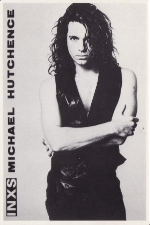 Michael Hutchence Post Cards