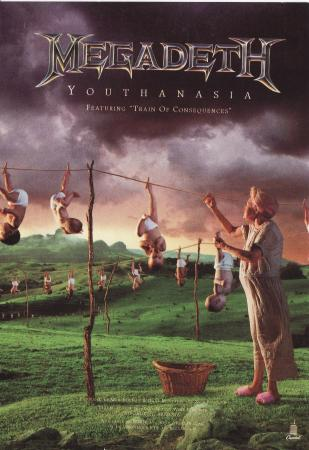 Youthanasia Post Cards