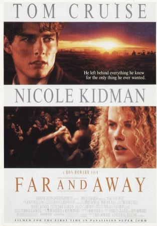 Far and Away (1992) Post Cards