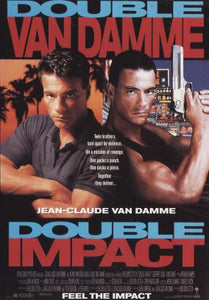 Double Impact Post Cards