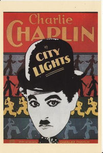 City Lights (1931) Post Cards