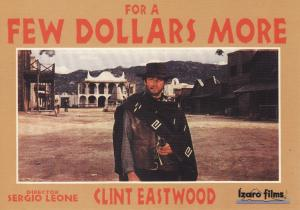 Clint Eastwood Post Cards