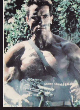 Arnold Schwarzenegger Post Cards