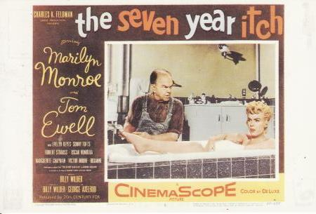 The Seven Year Itch - The Seven Year Itch Post Cards